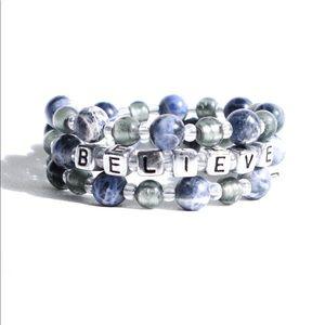 Jewelry - Believe bracelet